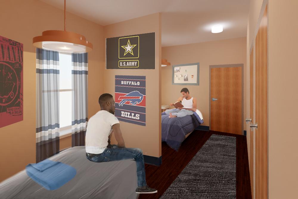 18-0428 VOC Render Bedroom